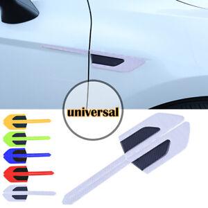 White-Car-Reflector-Reflective-Sticker-Warning-Strip-Fender-Door-Edge-Universal