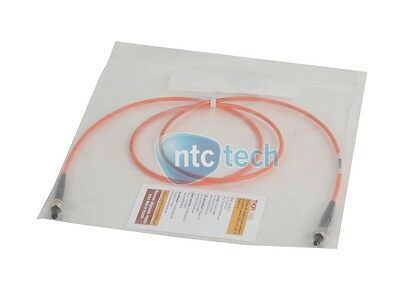 ThorLABS M29L01 - Ø600 µM, 0.39 NA, SMA-SMA Fiber Patch Cable, 1 Meter