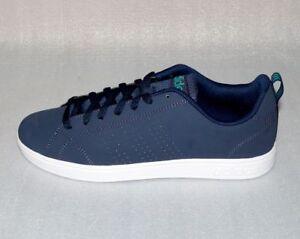Details zu Adidas NEO F99125 Advantage Clean VS Herren Schuhe Sneaker Gr 44 UK 9,5 Navy