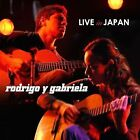 Live in Japan by Rodrigo y Gabriela (CD, Oct-2008, 2 Discs, ATO (USA))