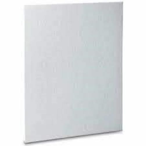 "8"" X 10"" ARTISTS WHITE FRAMED ART PAINTING PLAIN BLANK CANVAS BOARD MEDIUM ART"
