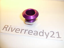 Bow Eye Tie Down Bushing Fitting Purple Fits Sea-Doo Jet-ski Wave-runner pwc RTS