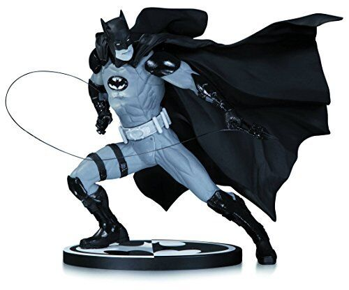 DC Collectibles Batman Nero E Bianco Batman da da da Ivan REIS Statua f70c39