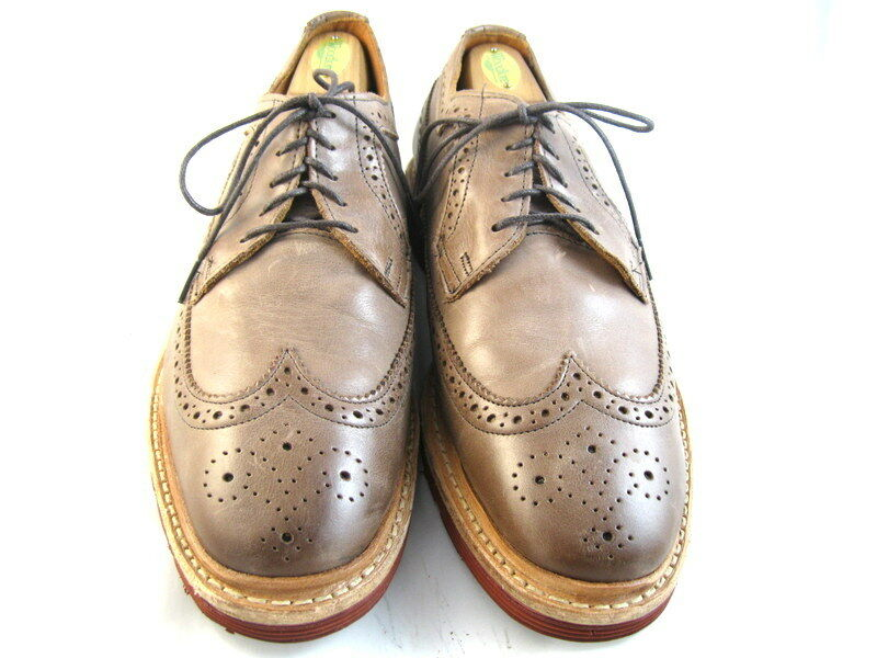 Allen Edmonds  SHANNON DRIVE  Oxfords 9 D  Brown    (525)