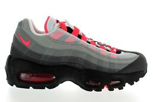 sale retailer f098c 14000 Details about 2018 MENS NIKE AIR MAX'95 OG AT2865 100 WHT/SOLAR RED-GRANITE  DUST DS BRAND NEW