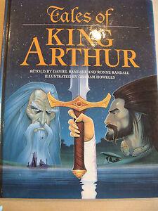 Tales-of-King-Arthur-von-Ronnie-Randall-2002-Gebunden