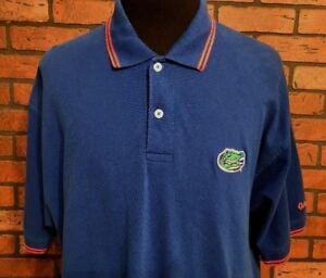 85d3304835d University Of Florida UF Florida Gators Polo Shirt Men's Size XXL | eBay