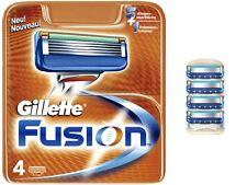 4 Gillette Fusion Rasierklingen Neu & Original 8 12 16 auch für ProGlide Power
