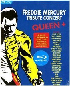 Freddie-Mercury-Tribute-Concert-Various-Artists-NEW-BLU-RAY