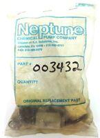 Neptune Chemical Pump Company Diaphragm Metering Pump Spare Parts Kit 003432