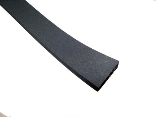 "3//4/"" x 2/"" Neoprene Foam Rubber with Adhesive Back      NFR.750-2-AB"