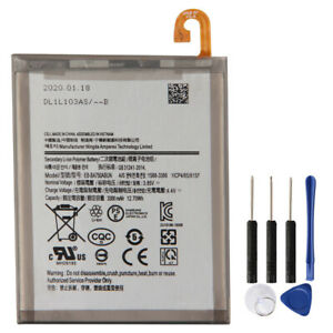 Replacement Battery EB-BA750ABU 3300 mAh Fits for Samsung Galaxy A7 //A10