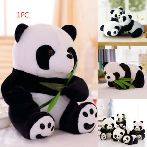 Peluche-mignonne-Animal-Peluche-Doux-Panda-Cadeau-Present-Poupee-Jouet