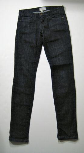 25 the Denim Stretch Skinny Nuværende Print Jean Blue Størrelse Dark elliott Sw8q7FB
