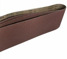 Coarse Grade Cloth Backing VSM 291034 Abrasive Belt 1//2 Width 18 Length 40 Grit Bright Red Ceramic Pack of 20