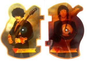 Phil-Lynott-Gary-Moore-Out-In-The-Fields-Shaped-Vinyl-Picture-Disc-Thin-Lizzy