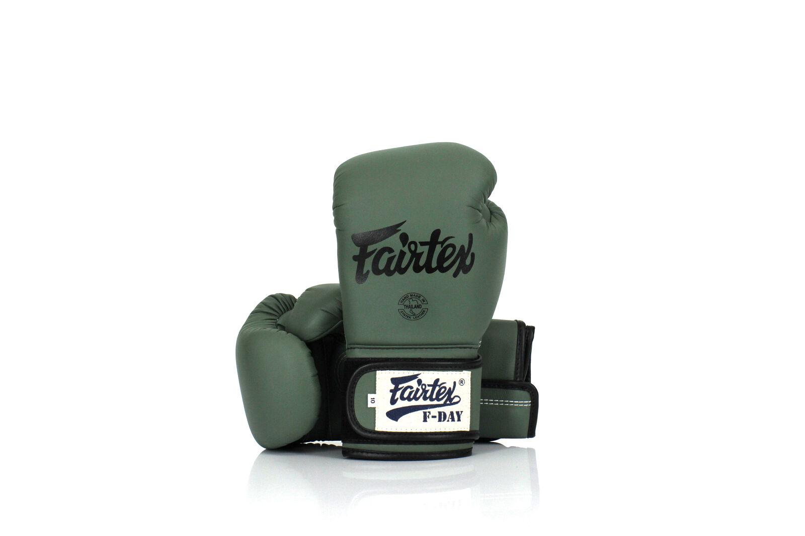 Fairtex Microfiber Boxing Boxhandschuhe Boxing Microfiber Handschuhe Klettverschluss daa89c