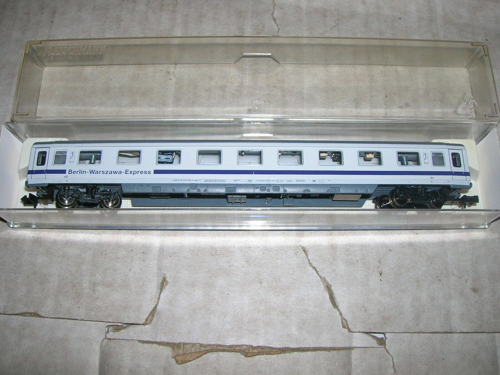 Fleischuomon N 861105DB conurbazione autorello 1. KL. BerlinguerraszawaExpress & Luce