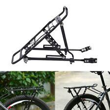 Back Rear Pannier Rack Alloy Bike Bicycle Seat Post Frame Mount Carrier Holder