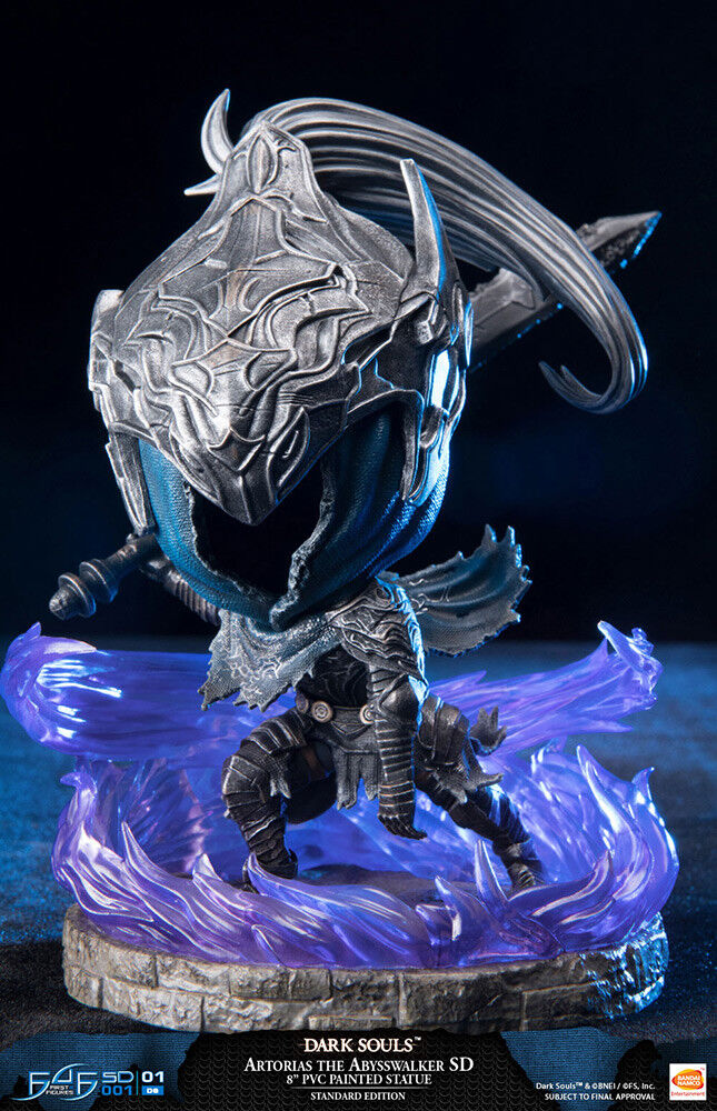 Dark Souls Artorias SD Statue FIRST4FIGURES