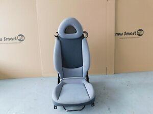 Beifahrersitz-Sitz-rechts-Smart-ForTwo-450-Grau-Pure-Nr-Z14