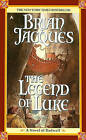 The Legend of Luke by Brian Jacques (Hardback, 2001)