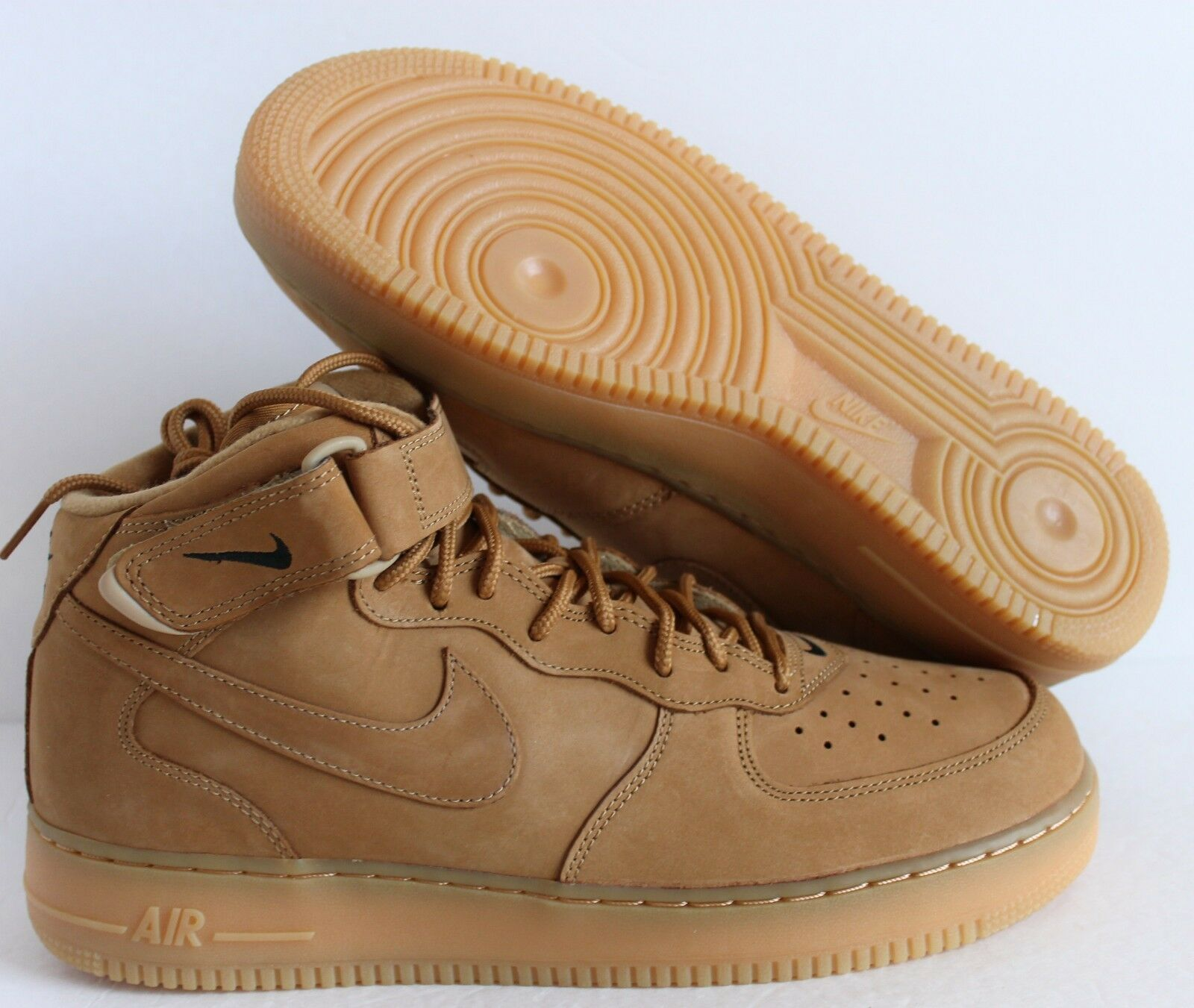 a95ca40cfa3 ... coupon nike air force 1 mid 07 pmr de premium qs flax wheat reducción  de pmr