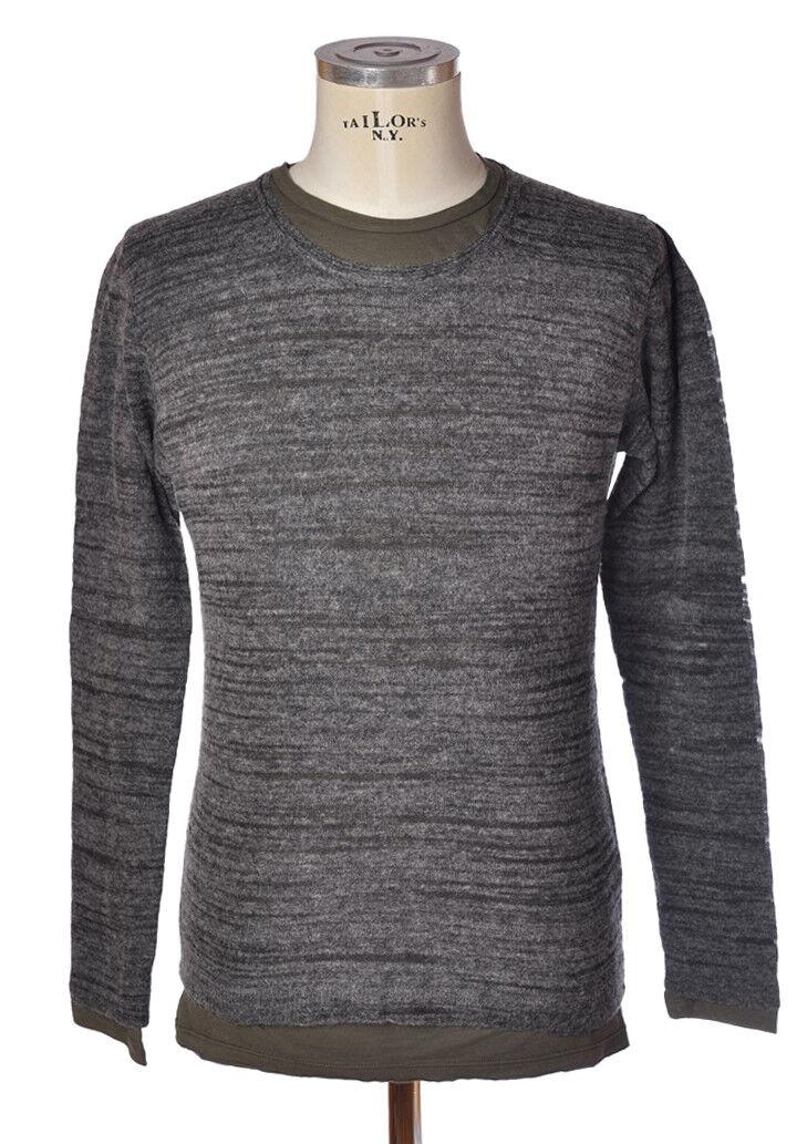 Messagerie - Knitwear-Sweaters - man - Grün - 712002C185041