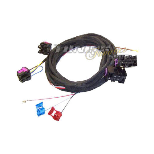 Für VW Polo 6N2 Kabelbaum Kabelsatz Kabel Sitzheizung Sitze SH Adapter