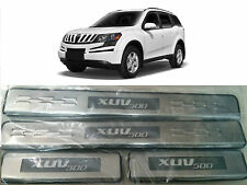 Premium Quality LED Sill Scuff Plates Footsteps for Mahindra XUV 500