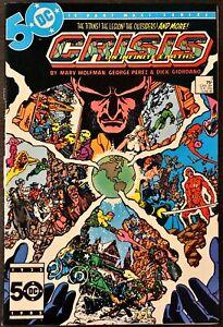 Crisis on Infinite Earths #3 (1985) - HIGH Grade