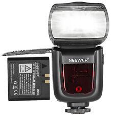 Neewer TT850 *LI-ION BATTERY* Flash Speedlite For Canon, Nikon, Sony, Pentax