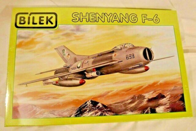 1//72 Bilek Chinese Shenyang F 6 MiG 19 Farmer C PUR Parts /& Markings 4//6 # 964