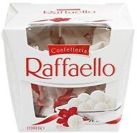 Ferrero Raffaello Almond Coconut Treat Individually Wrapped Candy Gift