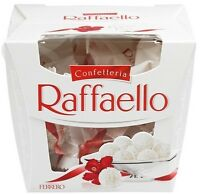 Ferrero Raffaello Almond Coconut Treat Individually Wrapped Candy Gift