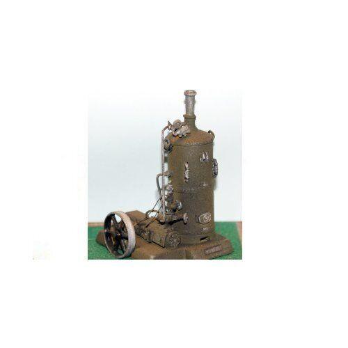 Vertical Chaudière avec Vannes et Vapeur Pompe non à Eau - non Pompe Peint - Langley F291 4341d4