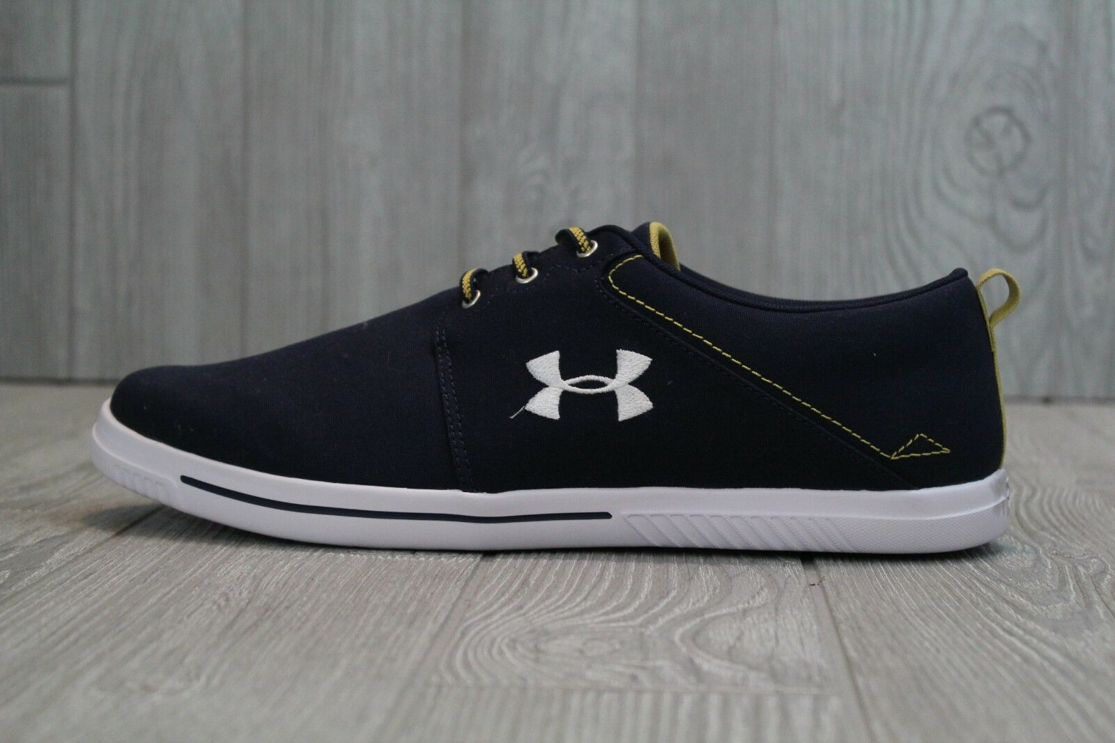 31 New Under Armour Notre Dame Fighting Irish Blue Shoes Uomo 12.5 3020539-401