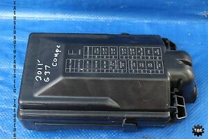 s l300 2011 infiniti g37 coupe rwd oem engine bay junction fuse box infiniti g37 fuse box at panicattacktreatment.co