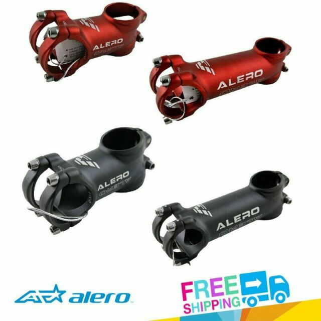 Alero Frequency 3D Forged 7050 Aluminum T6 MTB Bike Stems 31.8mm ±7 ±17 degree