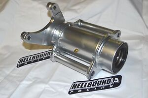 NEW-Yamaha-BANSHEE-350-1989-2006-rear-axle-bearing-carrier-assembly-complete-atv