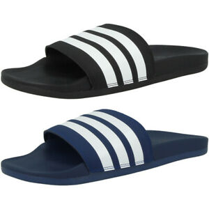 Details zu Adidas Adilette Comfort Badelatschen Badeschuhe Sandalen Schuhe Stripes Slipper
