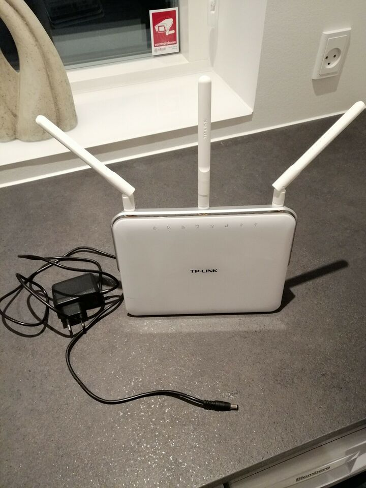 Router, Tp-link, God