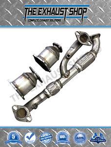 2002-2005 Fit KIA Sedona 3.5L Front Catalytic Converter BANK 1