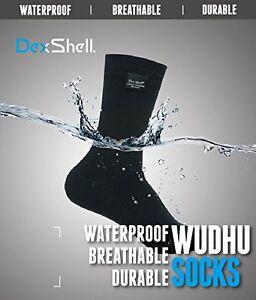 Wasserdichte-Socken-Dexshell-Mesh-Mest-Corap-Wudhu-Wudu-Khuffain-Khuffayn-Khuff
