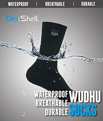 Dexshell Wudhu Wasserdichte Socken Mesh Mash Mest Corap Khuff