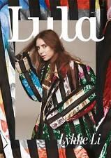 LULA Magazine 18 S/S 2014,Lykke Li, Say Lou Lou,Langley Fox NEW