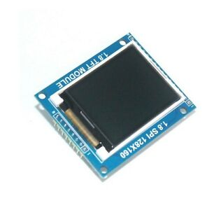 10 pcs mini 1 8 inch serial spi tft lcd module display. Black Bedroom Furniture Sets. Home Design Ideas