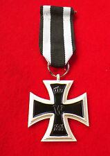 WW1 WWI Imperial German EK2 IRON CROSS 1914 1813 w ribbon