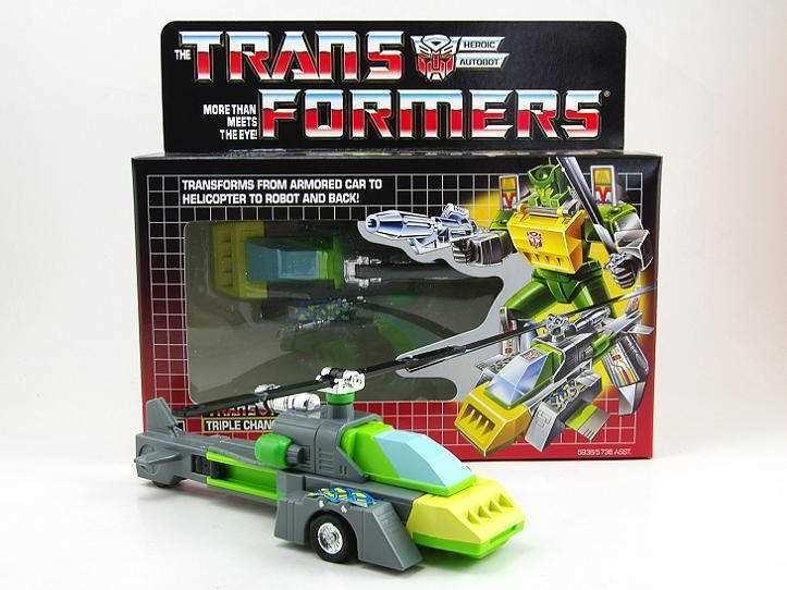G1 transformers springer neuauflage brandneue geschenk