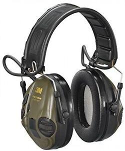 Professional PELTOR Hearing Protector Electronic Ear Defenders Shooting Earmuffs 654554742680   eBay